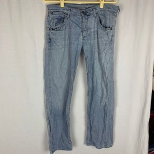 Citizens of humanity relaxed boy Dylan jeans